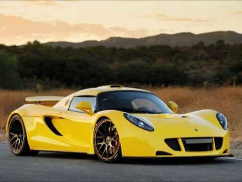 Top 10 Best Exotic Cars