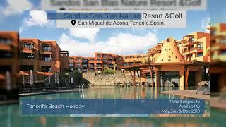 Tenerife Beach Holidays | Luxury Spain Holidays | Super Escapes