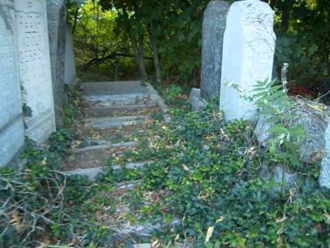 Early 1900s graveyard. Forgotten cemetary .1921