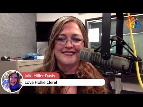 Hollie Clere is the Social Media Advisor