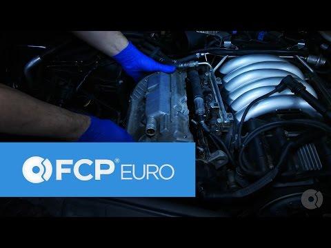 VW Passat 2.8L Valve Cover Gasket Replacement - (A4, A6, B5, Passat)