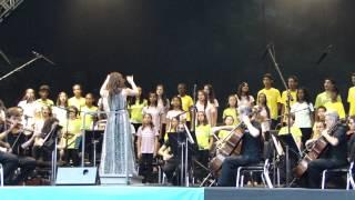 Coral Infantojuvenil e Orquestra Sesiminas - The World is a Circle