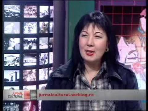 Doina Rusti despre Lizoanca la TVR Cultural, interviu Camelia Vacaru
