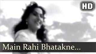 Main Rahi Bhatakne Wala - Badal 1951 Song - Madhubala - Prem Nath - Mukesh
