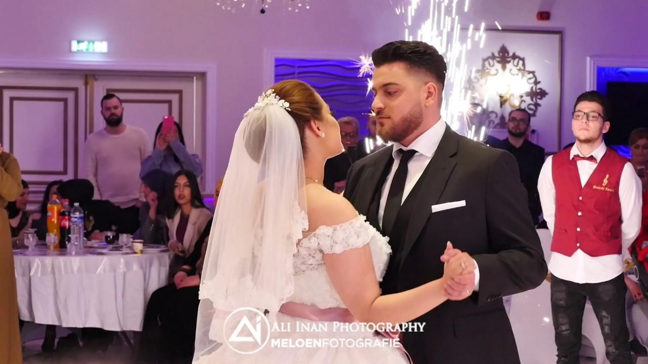 Muhteşem İlk Dans Şarkıları İle Düğün Girişi Gelin Damat Fadime & Samet