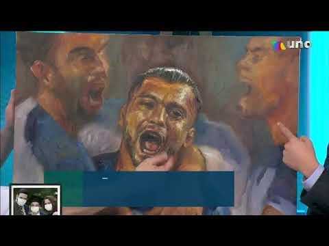 ¡La pintura de esta noche corresponde al 'Tecatito' Corona!