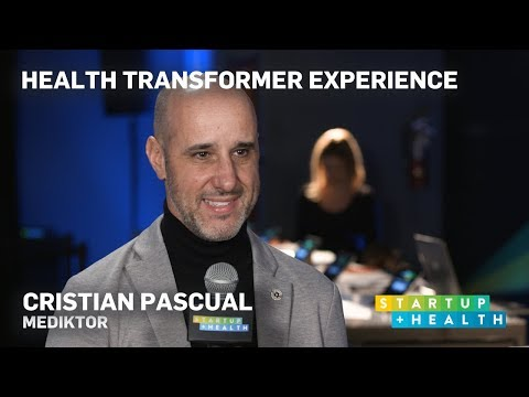 Working Together to Solve Problems – Cristian Pascual's Health Transformer Experience