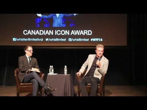 Alan Thicke Icon Interview @ 2016 Whistler Film Festival
