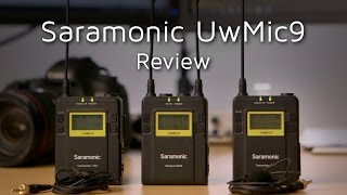 Superb Wireless Audio on a Budget! - Saramonic UwMic9 Review