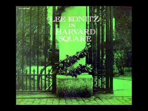 Lee Konitz ‎- In Harvard Square 1954 (full album)