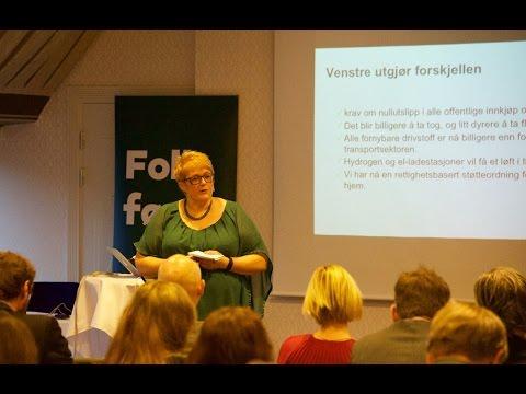 Leders tale - Venstres landsstyremøte desember 2015