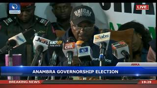 INEC Announces Results Of Anambra Governorship Election Pt 4