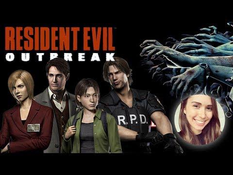 [ Resident Evil Outbreak: File #1 ] Here we go! - Part 1