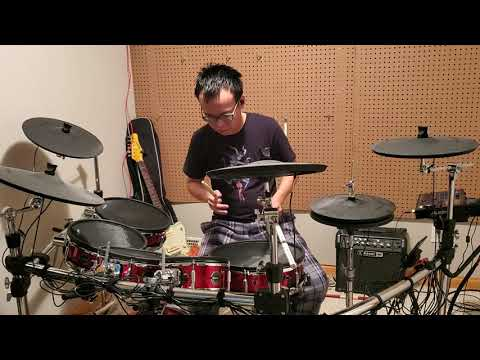 Grimes - We Appreciate Power (Drum Cover)