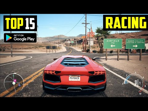 Top 15 RACING GAMES For Android In 2020 | High Graphics (Online/Offline)
