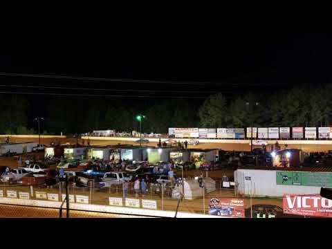 Fwd main at Laurens Speedway 7/28/18