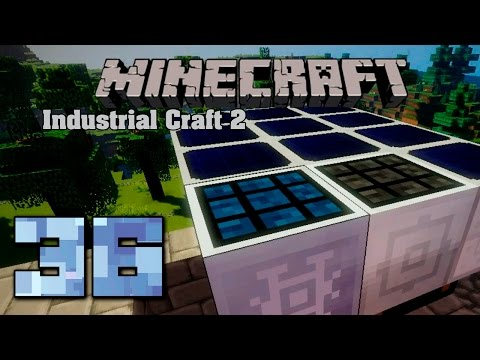 minecraft-[industrial-craft-2]-#36-Улучшенные-солнечные-панели