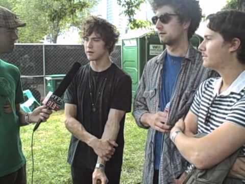 MGMT Lollapalooza Interview