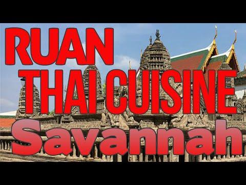 Ruan Thai Cuisine   Savannah, GA reservation
