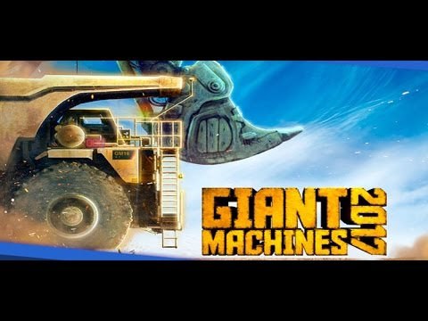 Giant Machines 2017 Mission #1 Walkthrough HD Tutorial - YouTube