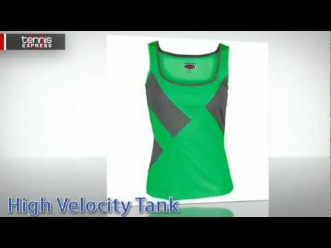 Tennis Express | Bolle High Velocity Women's Apparel Collection