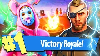 FORTNITE: REAL VITTORY WITH A SERIES A PLAYER!!