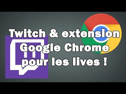 Dofus - Extension Google Chrome pour Twitch & les lives !