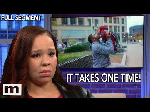 You got pregnant too fast... that's not my baby! | The Maury Show