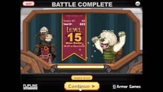 Jacksmith (Armor Games) #5 - Оу уж эти булавы....