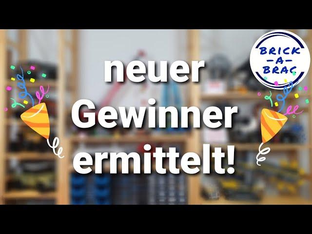 Neuer Gewinner steht fest! // Auswertung des Polybag-Gewinnspiels - Teil 2! // Statusupdate #13