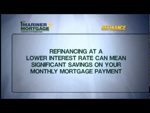 Refinancing Options - 1st Mariner Mortgage