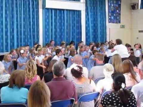 Barnham Primary School Choir 19 July 2013 - Ocean Commotion 2 - Shark