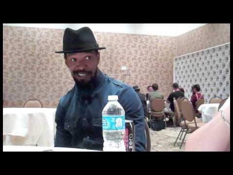 """Jamie Foxx Interview - """"Django Unchained"""""""