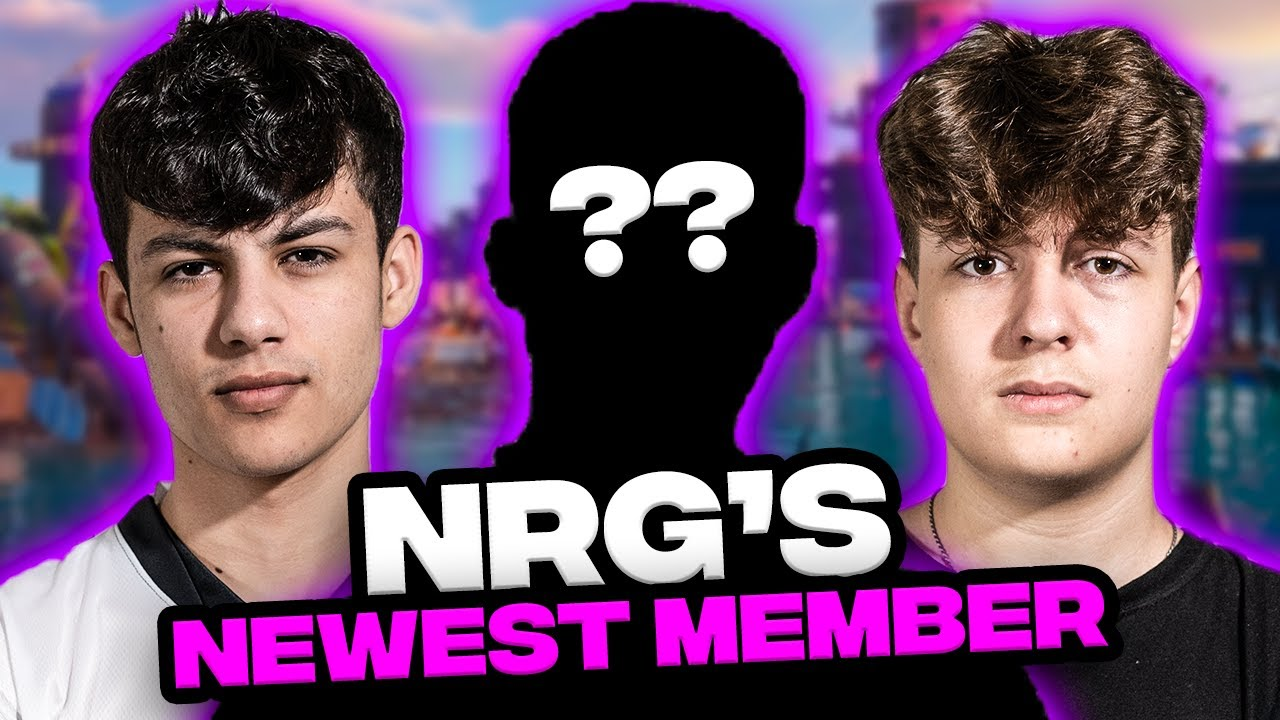 The newest member of NRG is...