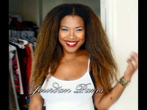 The Most Natural Looking Crochet Braids For Beginners Youtube