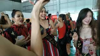 Miss Global 2018 Dancing to Justin Bieber