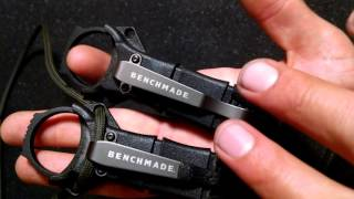 Benchmade 176/178 SOCP daggers review thumbnail