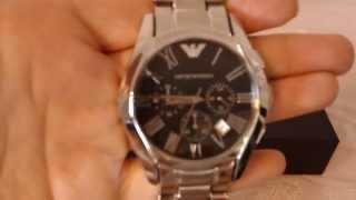 latest fashion armani watch ar0673 review australia luxury men watch