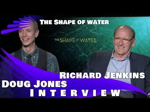 DOUG JONES AND RICHARD JENKINS INTERVIEW - THE SHAPE OF WATER