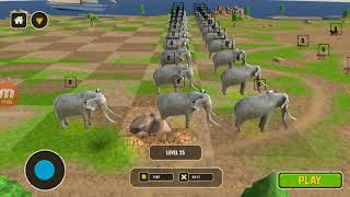Война животных