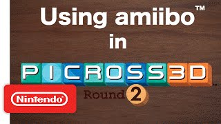 "Picross 3D Round 2 amiibo ""Hands-On"" Gameplay"