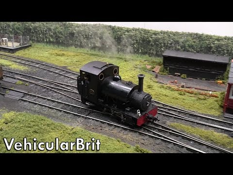 Woking Model Railway Exhibition 2017