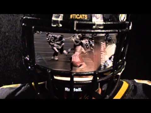 Hamilton Tiger-Cats: 2014 Intro Video