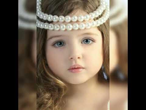 054181478d1c6 اجمل صور عن البنات الصغار - YouTube