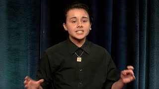 Not Just Trans | Leonid Eichfield | TEDxDirigo