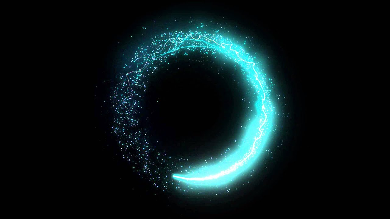 Black Hole Animated Wallpaper Particle Ring Ae Test Youtube