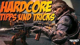 Hardcore Tipps und Tricks + Beste Waffenklasse - BO4 Deutsch