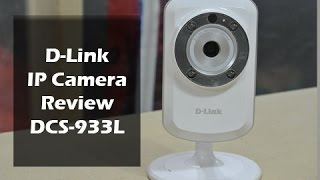 D-Link Wireless Indoor IP Camera (DCS-933L) Review