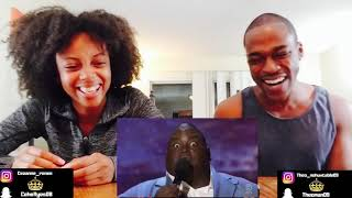 Lavell Crawford Grocery Store Comedy Night Reaction!!!