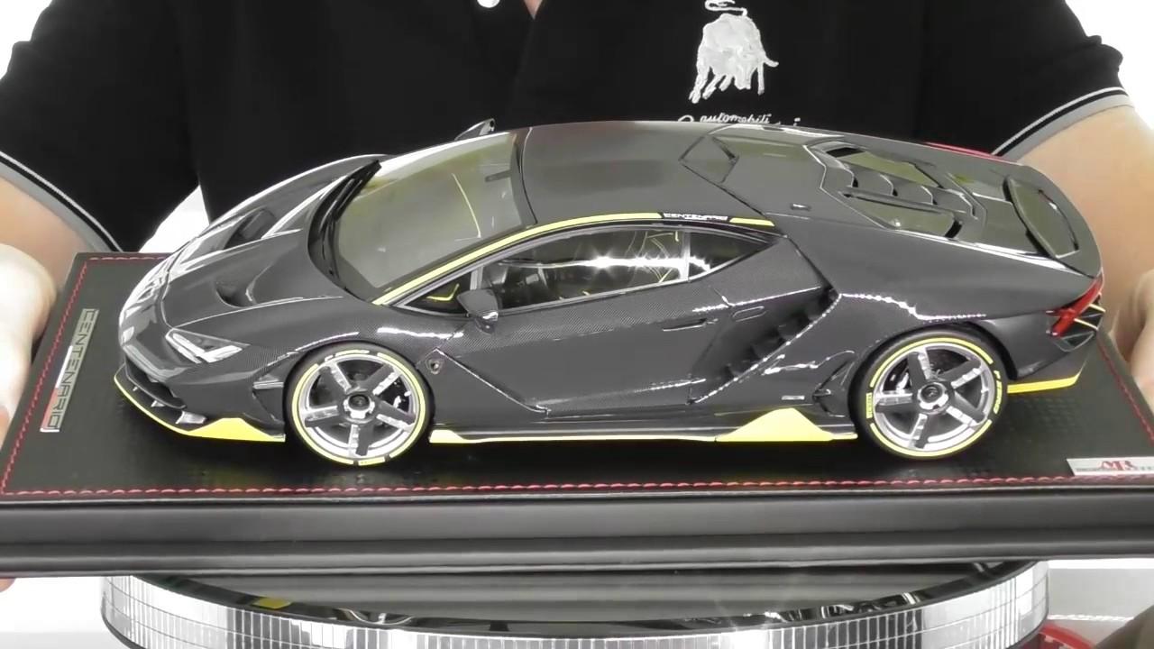 Lamborghini Centenario Lp770 4 By Mr Collection In 1 18 Full Review